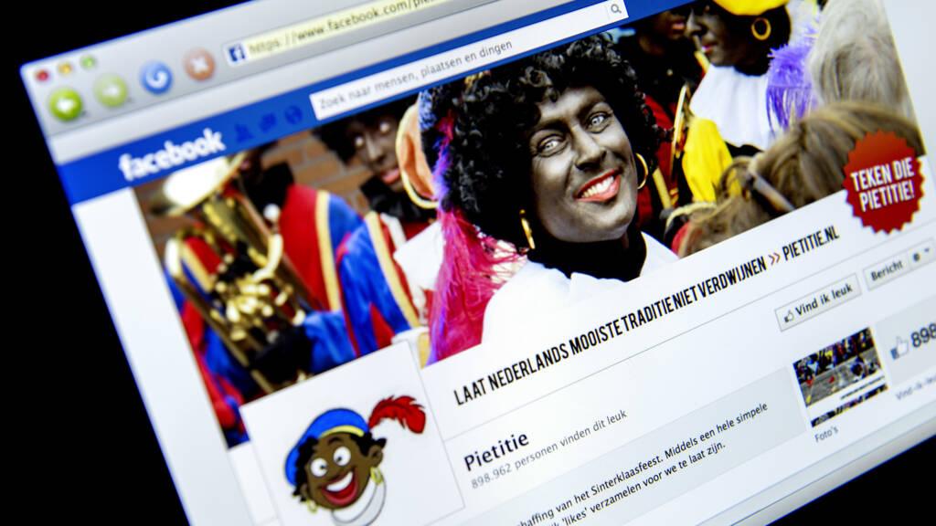 Facebook verwijdert groot aantal Zwarte Piet-actiegroepen met duizenden leden