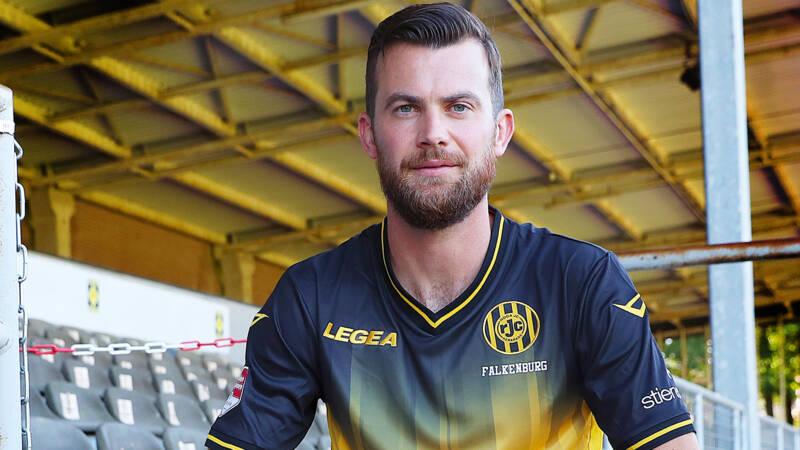 Falkenburg is met Roda JC toe aan achtste Nederlandse club