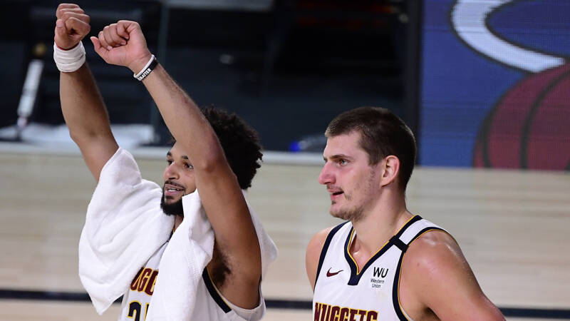 Indrukwekkende comeback Nuggets voorkomt finale tussen Lakers en Clippers