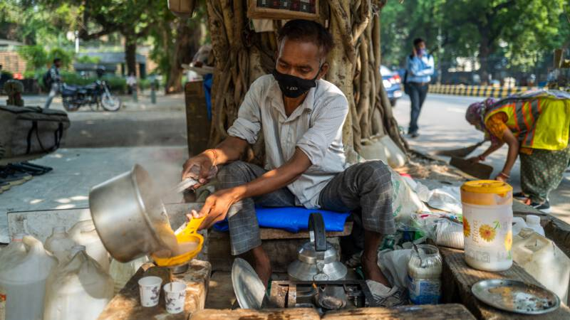 Meer dan 5 miljoen coronabesmettingen in India