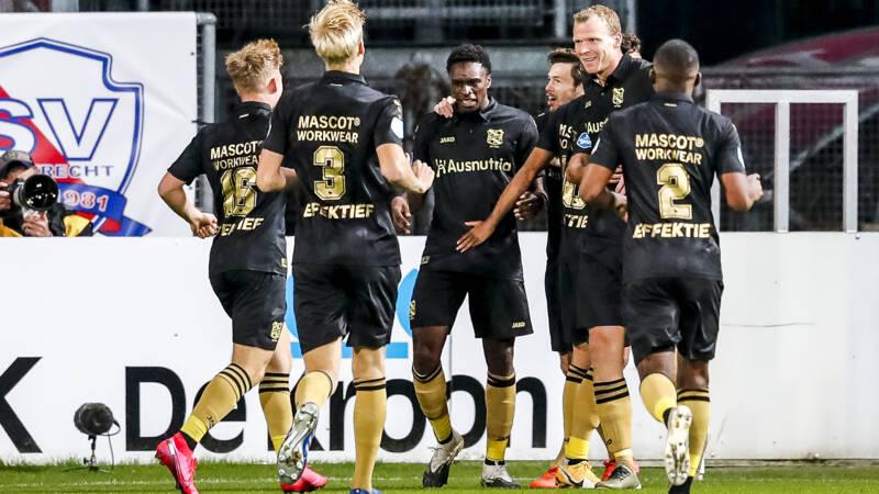 Heerenveen komt goed weg met gelijkspel bij Utrecht | NOS