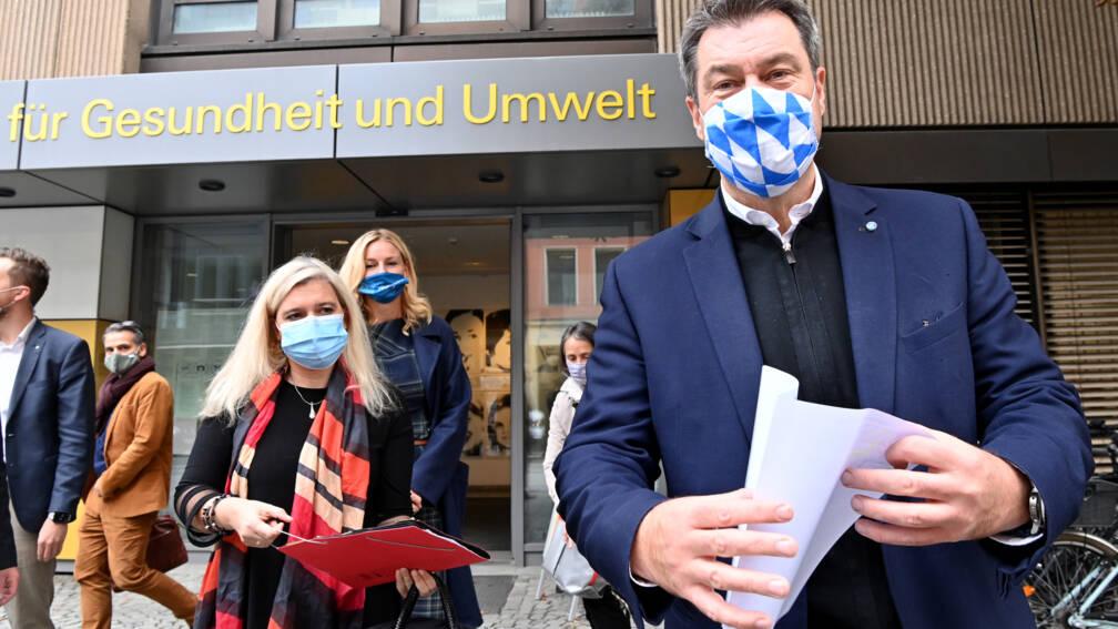 Bekijk details van Weer meer besmettingen Duitsland, discussie over aanscherping beleid