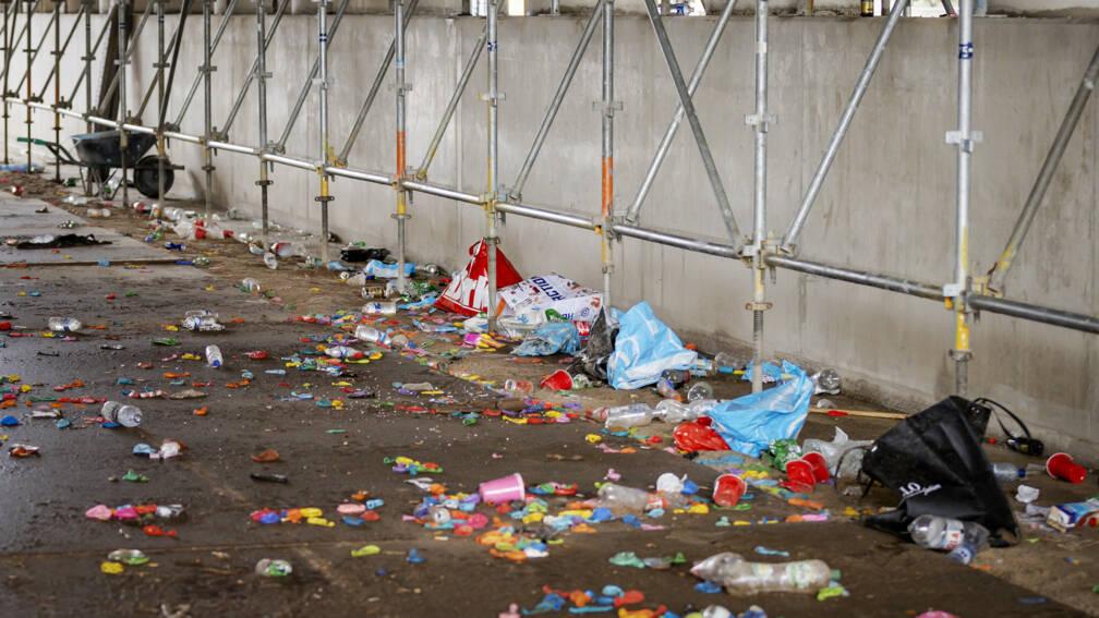 'Die illegale feesten zoals in Hilversum worden wekelijks georganiseerd'