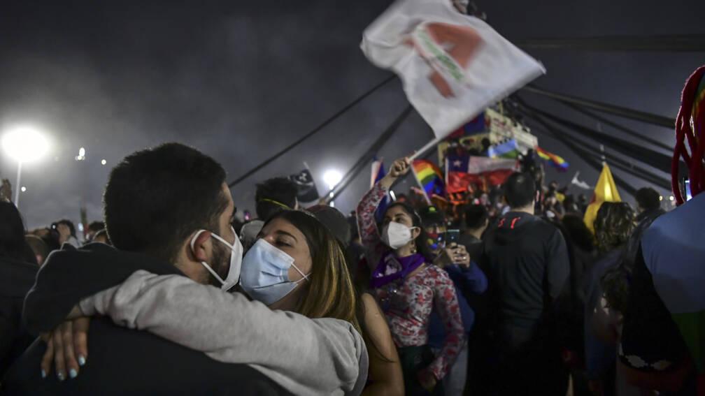 Chilenen stemmen massaal voor nieuwe grondwet