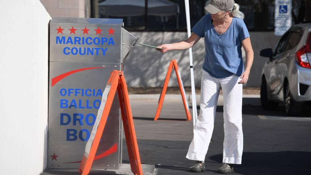 Nog 7 dagen tot verkiezingen VS: Poststemmen Wisconsin tellen niet na 3 november