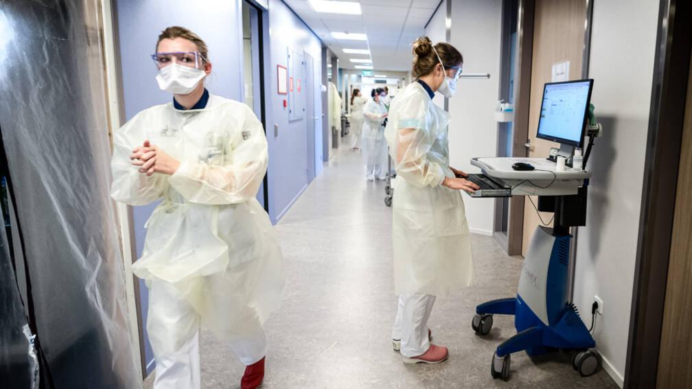 Verpleegkundigen vrezen een zorginfarct en willen dat kabinet nu ingrijpt