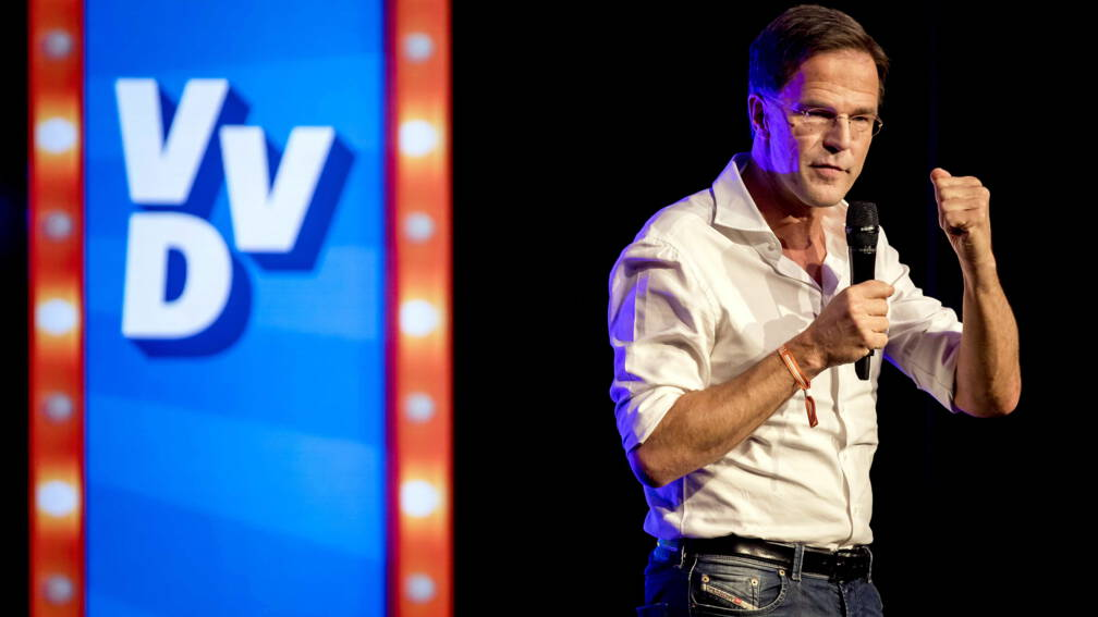 Geruchten dat Mark Rutte door wil als VVD-lijsttrekker zwellen aan