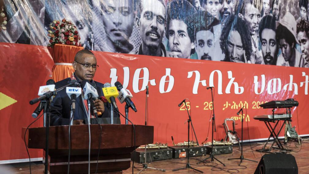 Bekijk details van Rebellenleider verwerpt ultimatum Ethiopië, 'klaar om te sterven'