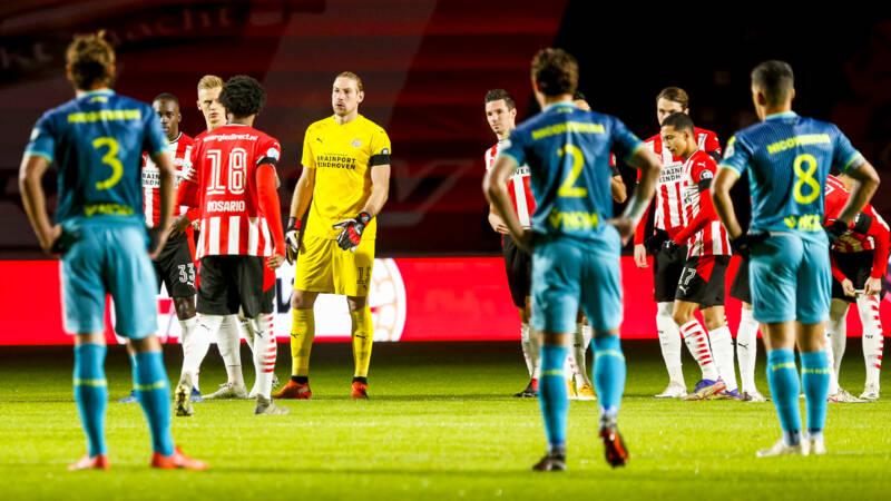 Psv En Vitesse Blijven In Spoor Van Ajax Domper Voor Feyenoord Nos