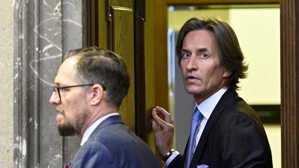 Acht jaar cel voor voormalige minister van Financiën Oostenrijk
