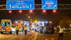 Meer mannen opgepakt na dodelijk ongeluk op A2 bij Nieuwegein.