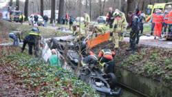Drie doden door auto-ongelukken bij Wassenaar en Zaltbommel.