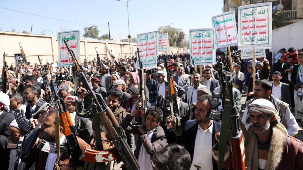 Bekijk details van VS heroverweegt terroristische status Houthi-rebellen