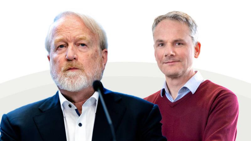 RIVM: 'De kern van de boodschap is dat de Britse variant het overneemt in Nederland' - NOS