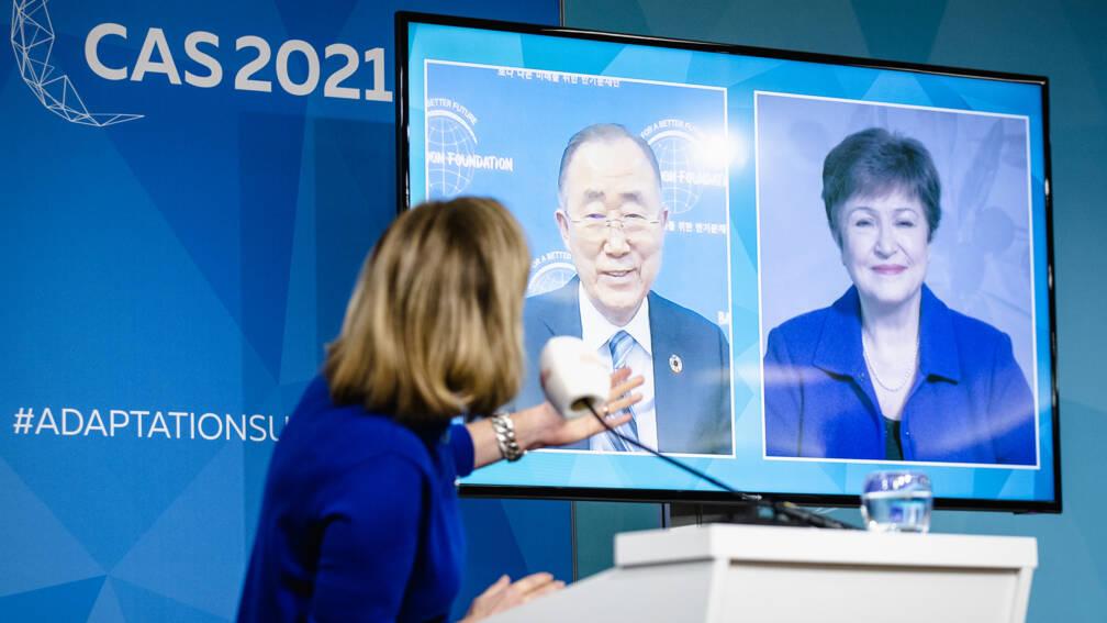 IMF en Wereldbank zien klimaat als leidraad voor handelen