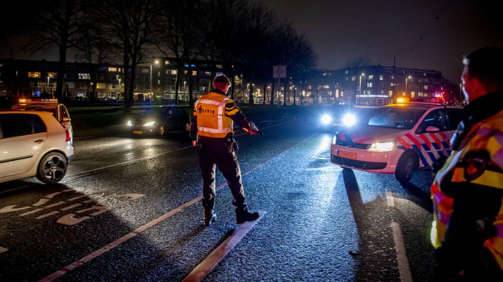 Voor de tweede avond op rij geen grote incidenten rondom avondklok