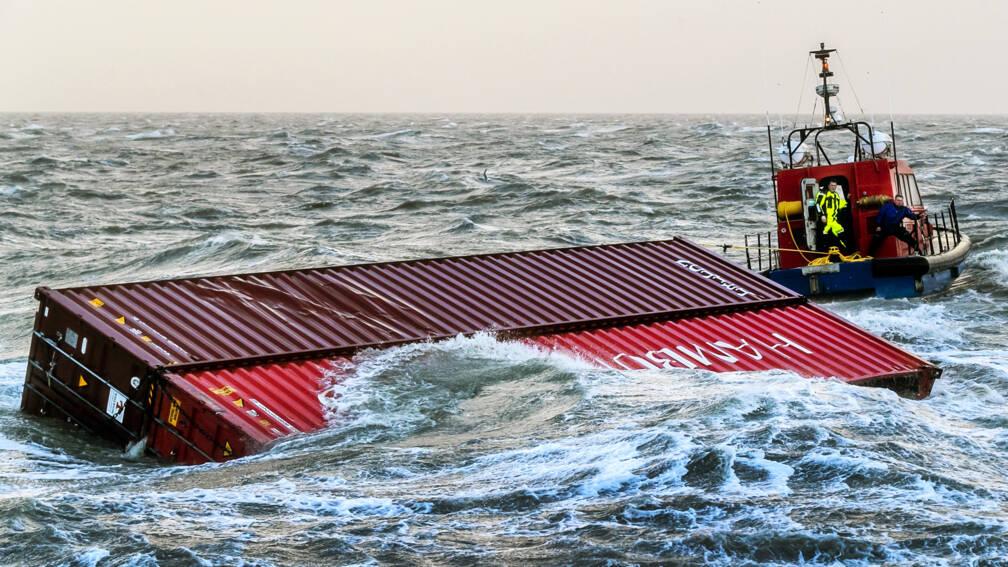 Rederij MSC betaalt 3,4 miljoen euro voor afwikkeling containerramp