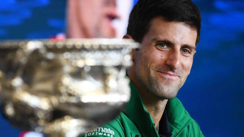 Novak Djokovic: misschien ooit de grootste, maar nimmer de populairste - NOS