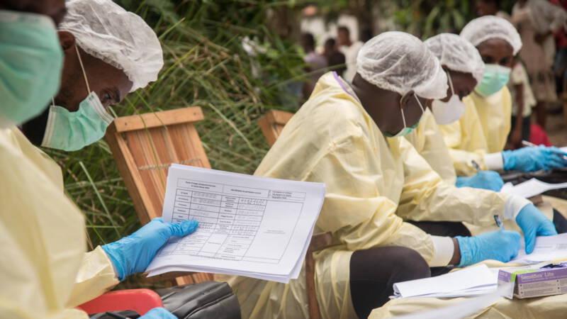 Nieuw geval van het ebolavirus opgedoken in Congo - NOS