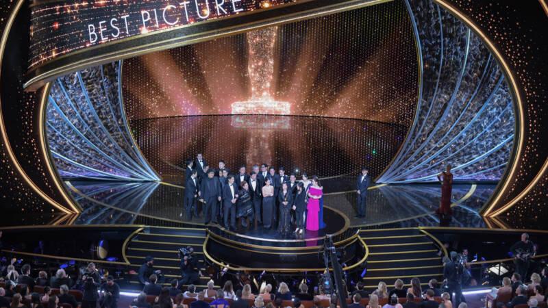 Oscar-uitreiking dit jaar helemaal anders en op meerdere locaties - NOS
