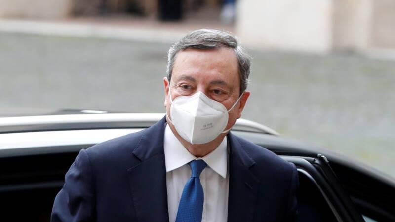Mario Draghi heeft meerderheid in Italiaans parlement: hoe gaat hij Italië redden? - NOS
