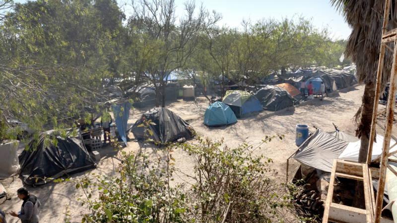 Migranten mogen onder regering-Biden asielaanvraag in VS afwachten - NOS