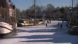 Dokterswacht Friesland overbelast door ongelukken op het ijs.