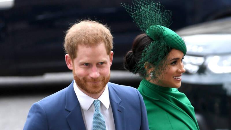 Meghan en prins Harry verwachten tweede kind: 'Archie wordt een grote broer' - NOS