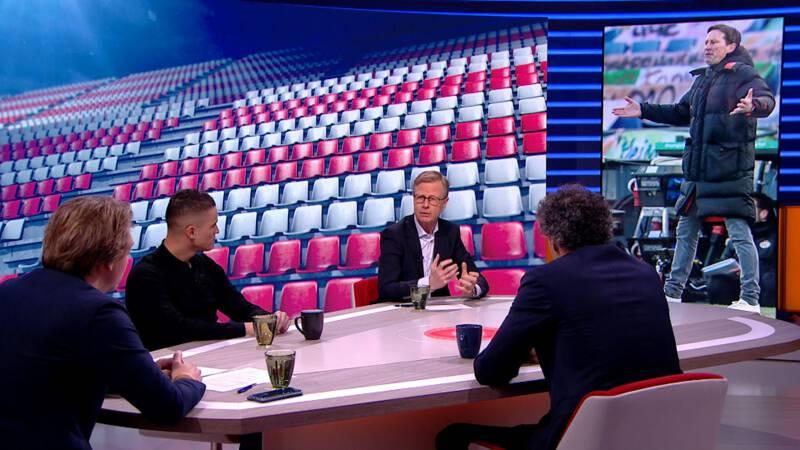 'Schmidt gilt maar wat, daar heeft PSV last van, Gerbrands moet hem aanspreken' - NOS