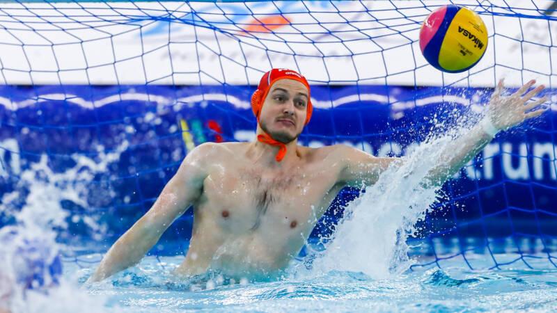 Waterpoloërs verliezen kansloos van Kroatië op olympisch kwalificatietoernooi - NOS