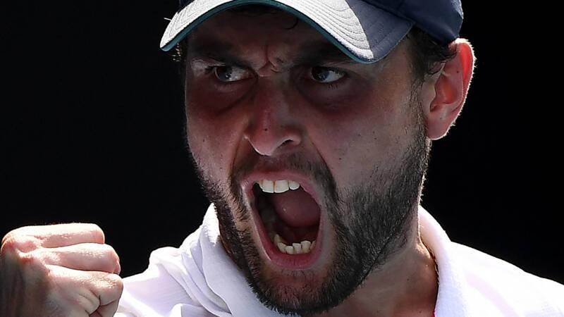 Debutant Karatsev blijft met plek bij laatste vier verbazen tijdens Australian Open - NOS
