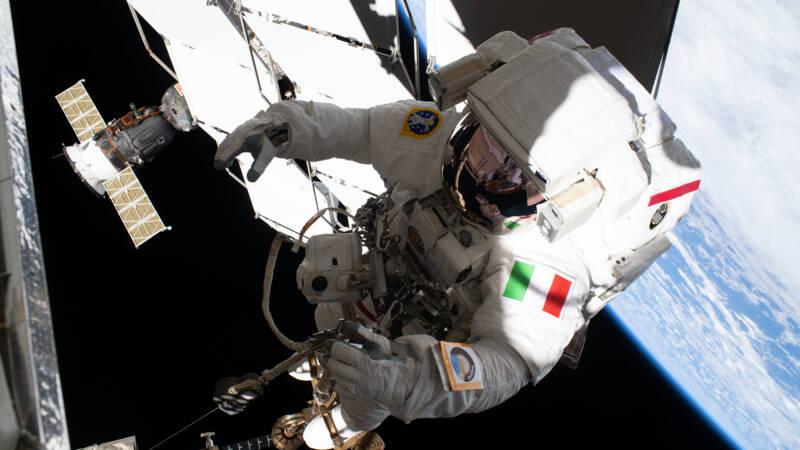 Europese astronauten gezocht: waar moet je aan voldoen? - NOS
