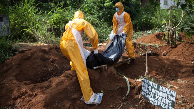 Ebola terug in Afrika: 'Snel handelen, voor het virus om zich heen grijpt' - NOS