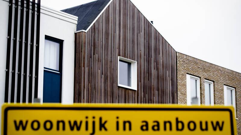 Grote bouwcoalitie presenteert actieplan voor 1 miljoen woningen in tien jaar - NOS