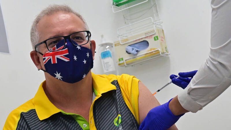 Vaccinaties in Australië begonnen • 'Britten nog deze zomer ingeënt' - NOS