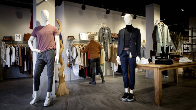Onbegrip bij winkelbranche over uitgelekte maatregelen - NOS