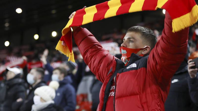 Tienduizend fans in stadions: in Engeland kan het mogelijk vanaf half mei weer - NOS