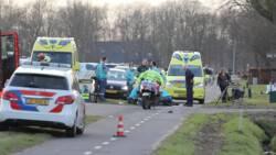 Twee meisjes op skelter verongelukt bij Coevorden.