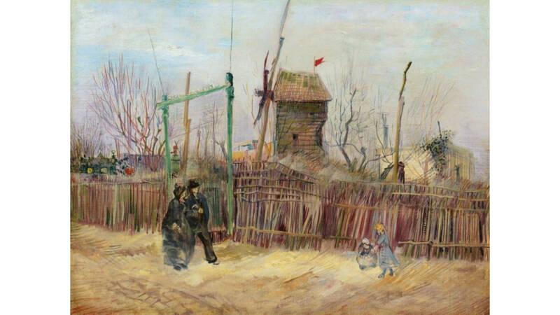 Sotheby's veilt onbekend schilderij van Vincent van Gogh, 'zeldzaam en bijzonder' - NOS