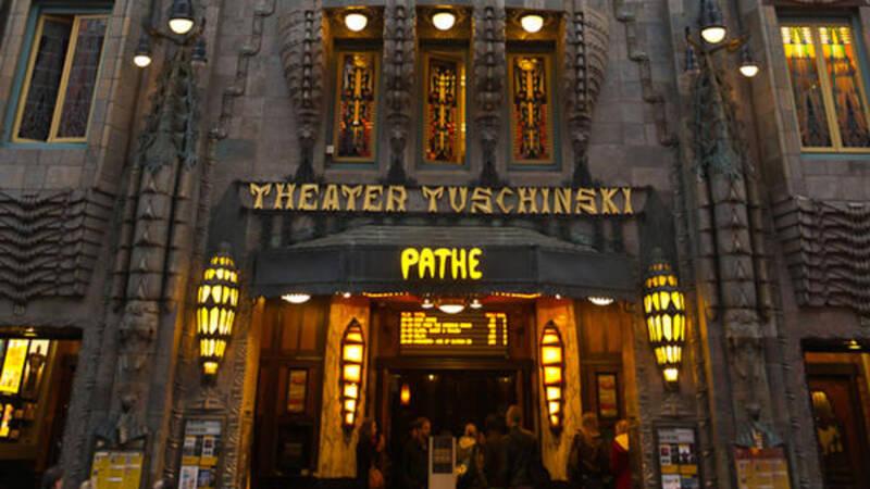 Tuschinski Amsterdam uitgeroepen tot mooiste bioscoop ter wereld - NOS