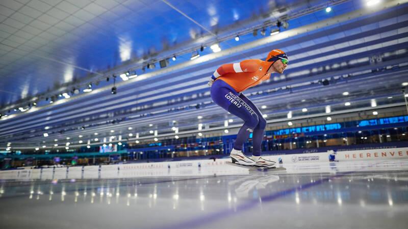 TU Delft gaat vermeende meewind in schaatstempel Thialf onderzoeken - NOS