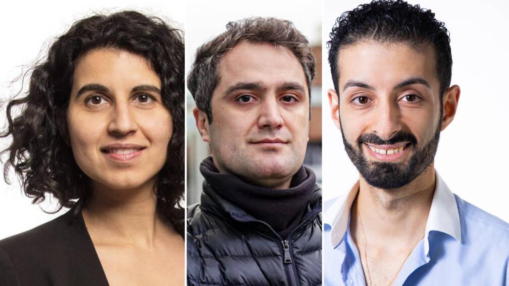 Deze oud-vluchtelingen popelen om Tweede Kamerlid te worden