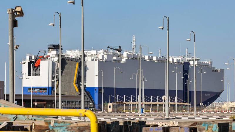 Wie zit achter de explosies op een Israëlisch vrachtschip? - NOS