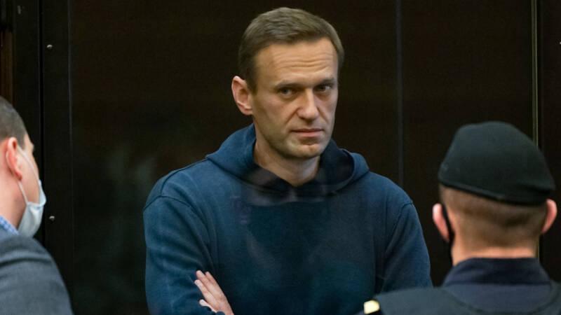 VS en EU straffen Russen om vergiftiging Navalny - NOS
