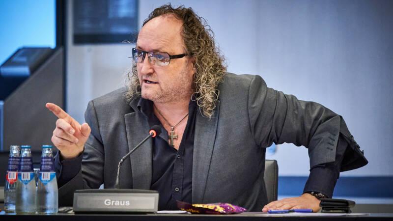 Kamervoorzitter: geen mogelijkheden om beschuldigingen tegen Graus te onderzoeken - NOS