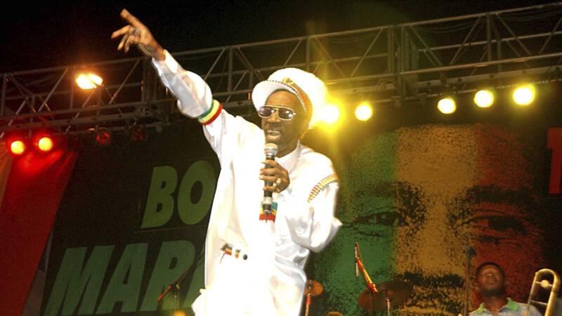 Reggaelegende Bunny Wailer, mede-oprichter Bob Marley's band, overleden - NOS