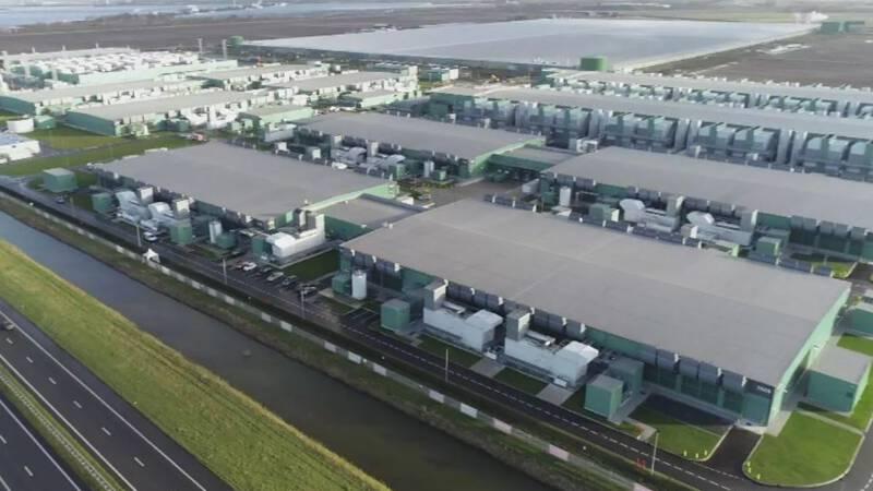 Noord-Holland begint procedure tegen datacenter van Microsoft - NOS