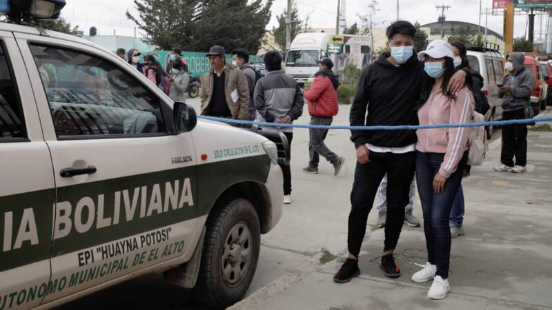 Zeven studenten overleden na val in universiteitsgebouw Bolivia - NOS