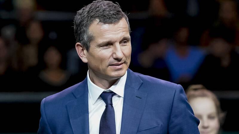 Krajicek trekt zich kritiek op baan en ballen in Ahoy aan: 'Om over na te denken' - NOS