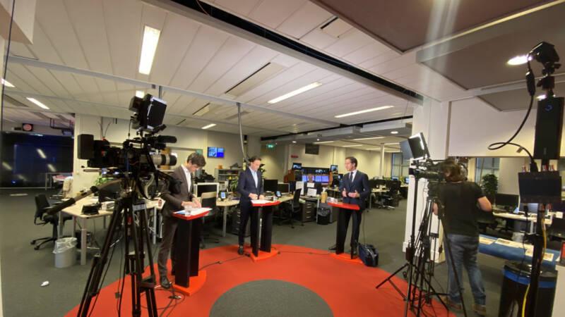 Rutte: geen kerncentrale in Groningen - NOS